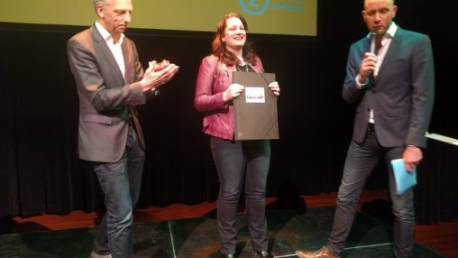 Annagreet win Nl-awards (c)omrop fryslan
