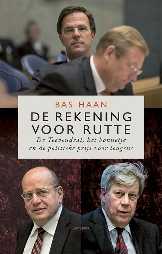 boek Rekening voor Rutte uitgeverij Prometeus