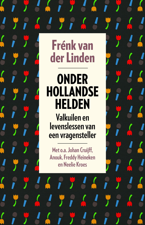 Cover Onder Hollandse Helden