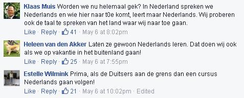 facebookreacties